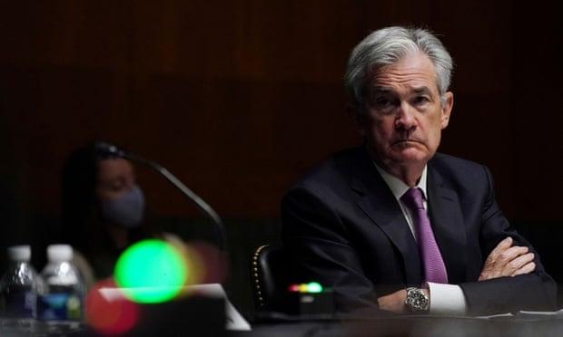Chủ tịch Cục Dự trữ liên bang Mỹ (Fed) Jerome Powell . Ảnh: Reuters