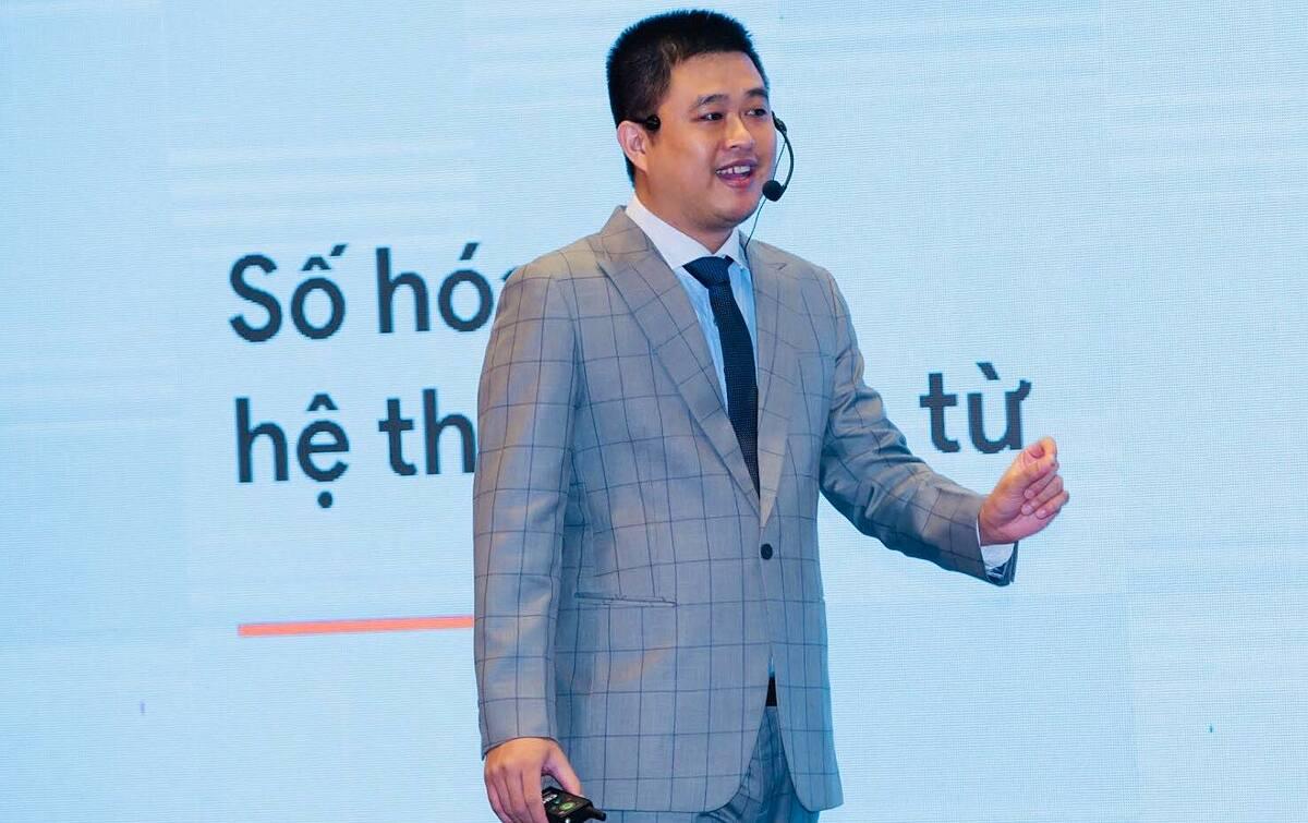 Ông Lê Việt Thắng, Nhà sáng lập kiêm CEO 1Office.