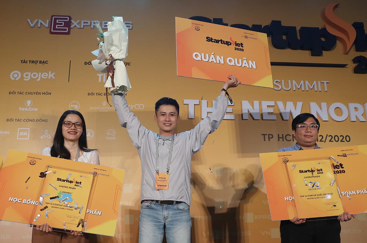 Tép Bạc đoạt quán quân Startup Việt 2020 - page 2