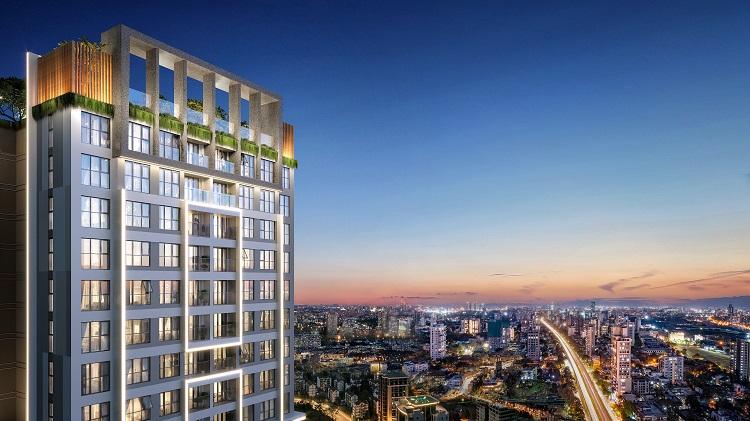 Thủ Dầu Một tập trung nhiều dự án bất động sản đóng góp cho sôi động của thị trường Bình Dương.