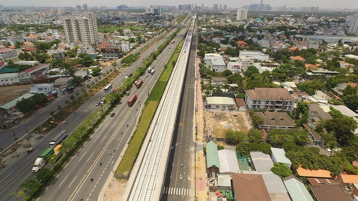Với hạ tầng giao thông kết nối đồng bộ, Thủ Đức là điểm nổi bật tại thị trường khu Đông. Ảnh: Lê Nguyễn