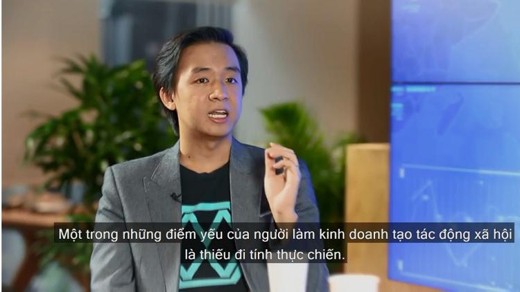 Tạ Minh Tuấn - CEO TMT Group.