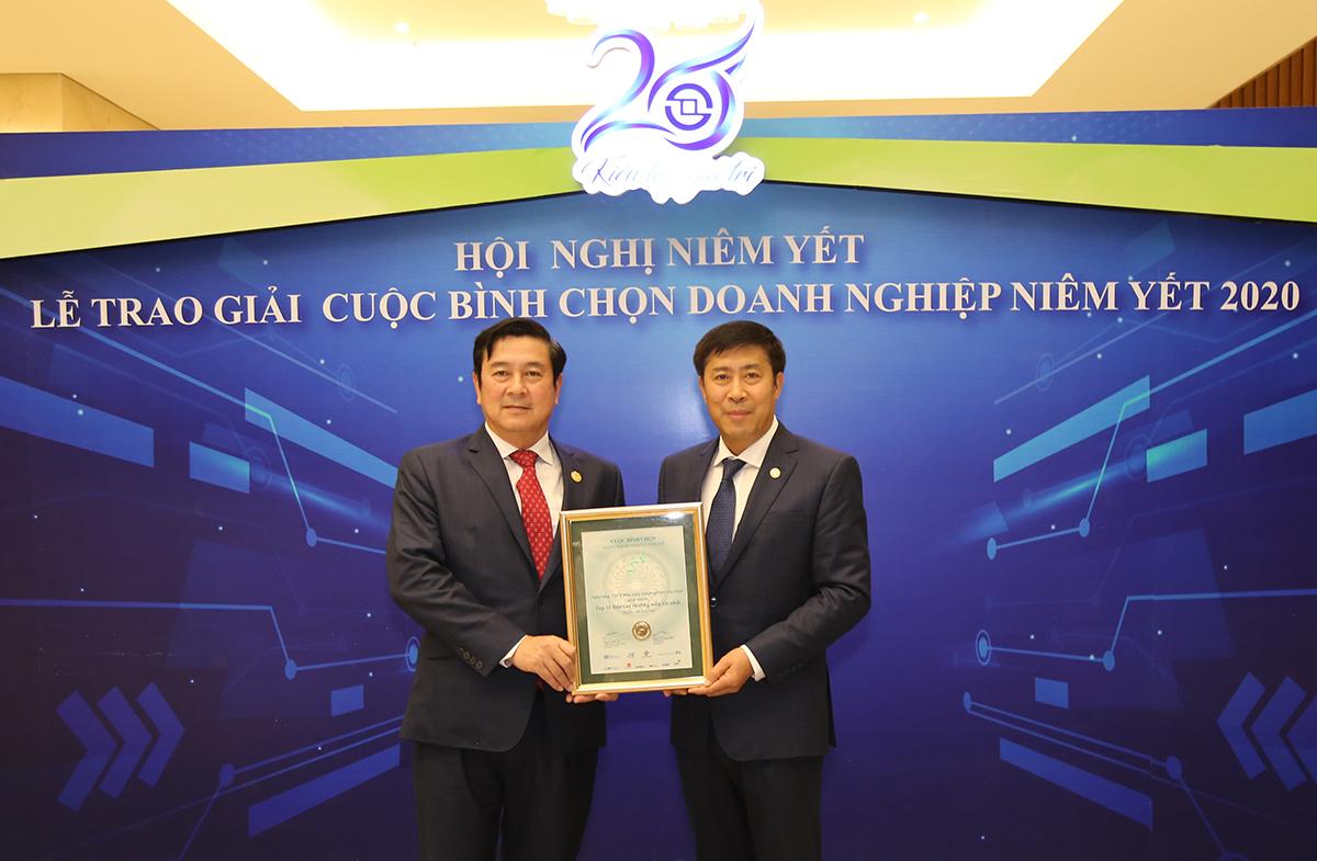 Ông Lê Thành Trung - Phó Tổng Giám đốc HDBank