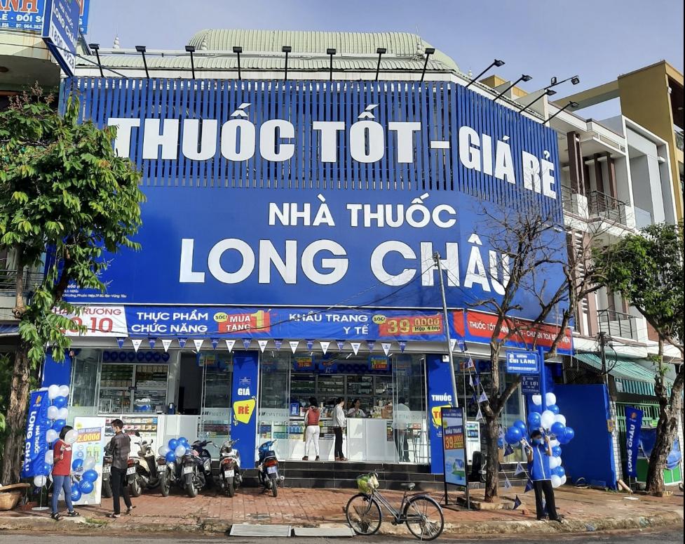 Hệ thống nhà thuốc FPT Long Châu vượt mốc 200 cửa hàng.
