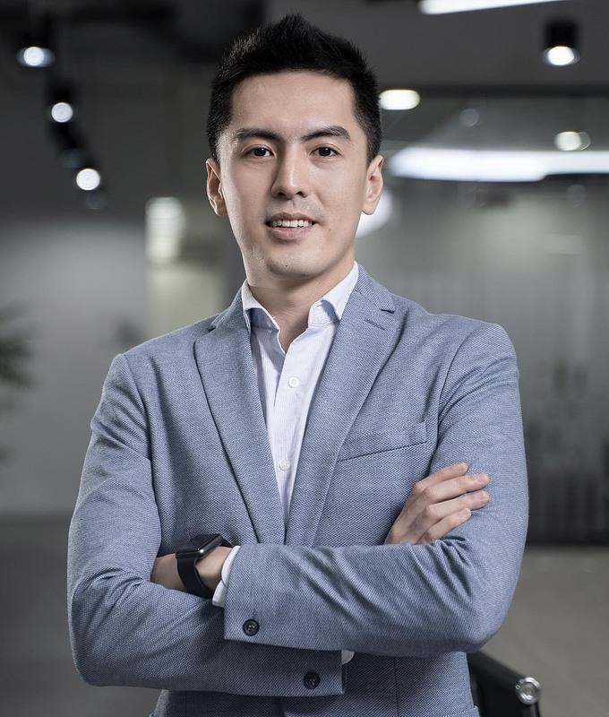 Ông Phùng Tuấn Đức - Tổng giám đốc Gojek Việt Nam. Ảnh:Gojek.