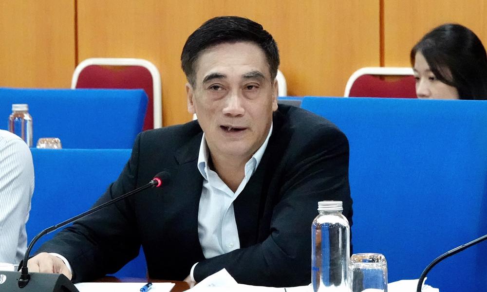 Thứ trưởng Trần Xuân Hà. Ảnh: Bộ Tài chính.