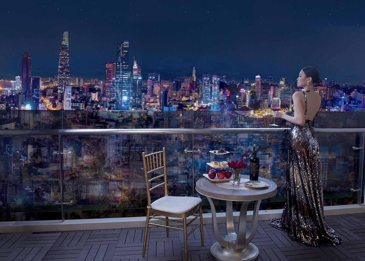 The Grand Manhattan sở hữu tầm nhìn triệu đô về các công trình biểu tượng của thành phố.