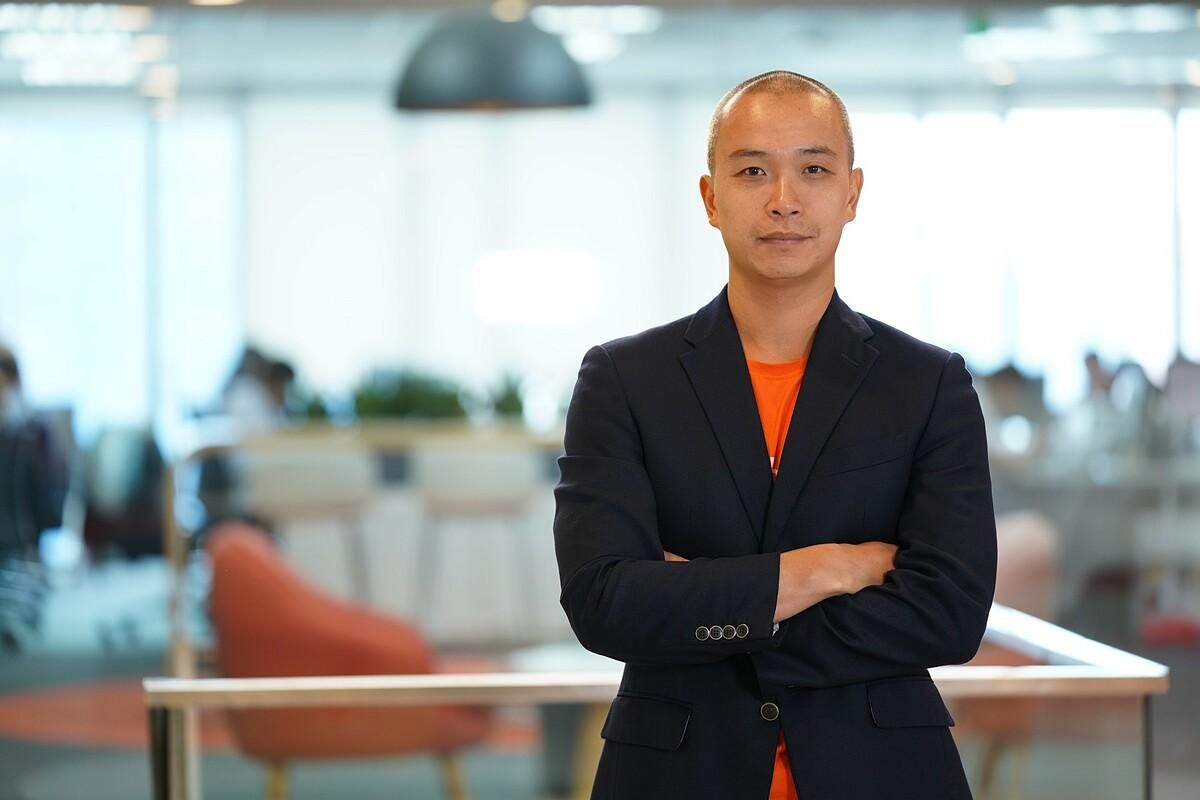 Ông Trần Tuấn Anh - Giám đốc Điều hành Shopee Việt Nam