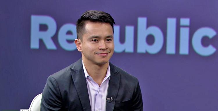 Kendrick Nguyễn, CEO Republic.