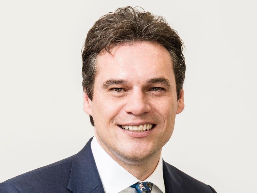 Christian Armbruester - nhà sáng lập Blu Family Office. Ảnh: Blu Family Office