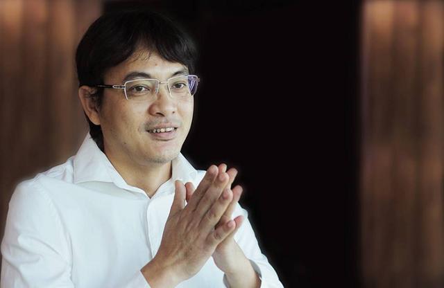 Ông Nguyễn Ảnh Nhượng Tống, Chủ tịch HĐQT Công ty Cổ phần Tập đoàn Yeah1.