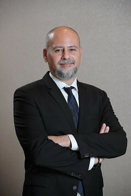 Ông Youssef Akila - Giám đốc khối Thiết kế của Masterise Homes. Ảnh: Masterise Homes.