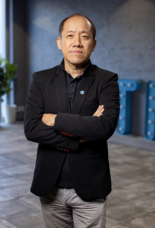 Ông Henry Low - CEO TikiNOW Smart Logistics. Ảnh: Tiki.