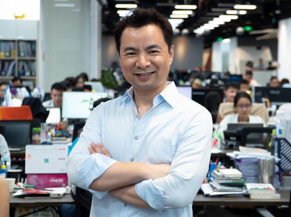 Ông Richard Triều Phạm - Phó tổng giám đốc Tài chính Tiki sẽ chia sẻ bí quyết giúp startup quản lý doanh thu hiệu quả để bứt phá mùa cuối năm. Ảnh: Tiki.