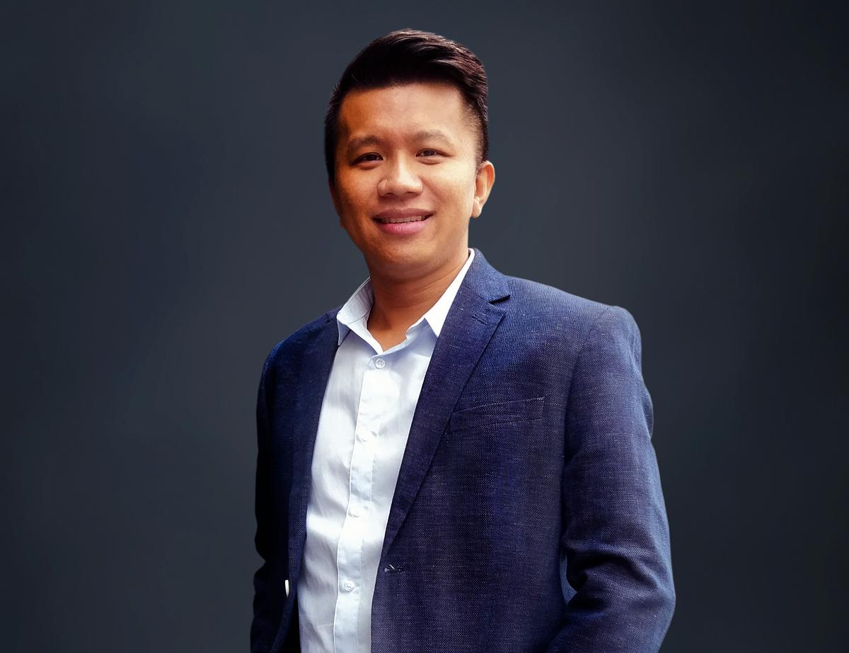 Ông Huỳnh Lâm Hồ - Đồng sáng lập kiêm CEO CEO Haravan. Ảnh: Haravan.