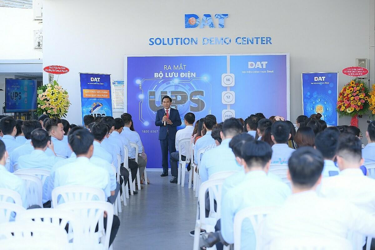 Các dòng sản phẩm bộ lưu điện UPS của Tập đoàn INVT vừa có mặt tại Việt Nam vào ngày 16/12.