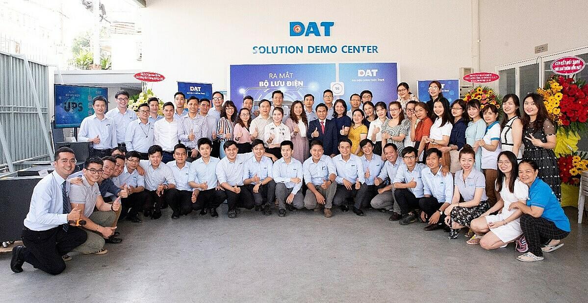 Đội ngũ kỹ sư chuyên môn cao của DAT kiến tạo những giải pháp đáng tin cậy, tối ưu hóa quy trình quản lý năng lượng cho từng nhu cầu cụ thể của các khách hàng khác nhau.