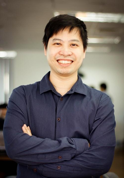 Anh Trần Bình Giang - nhà sáng lập Tripi.
