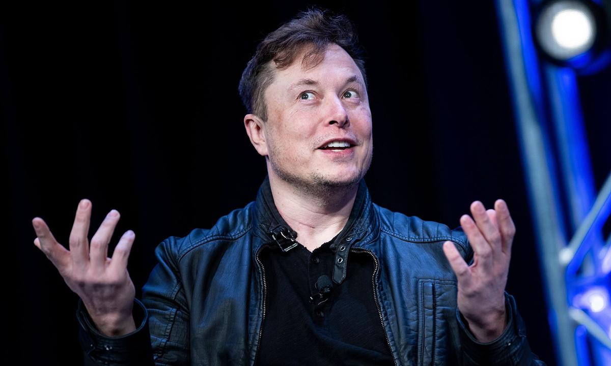 CEO Tesla, Elon Musk. Ảnh: AFP