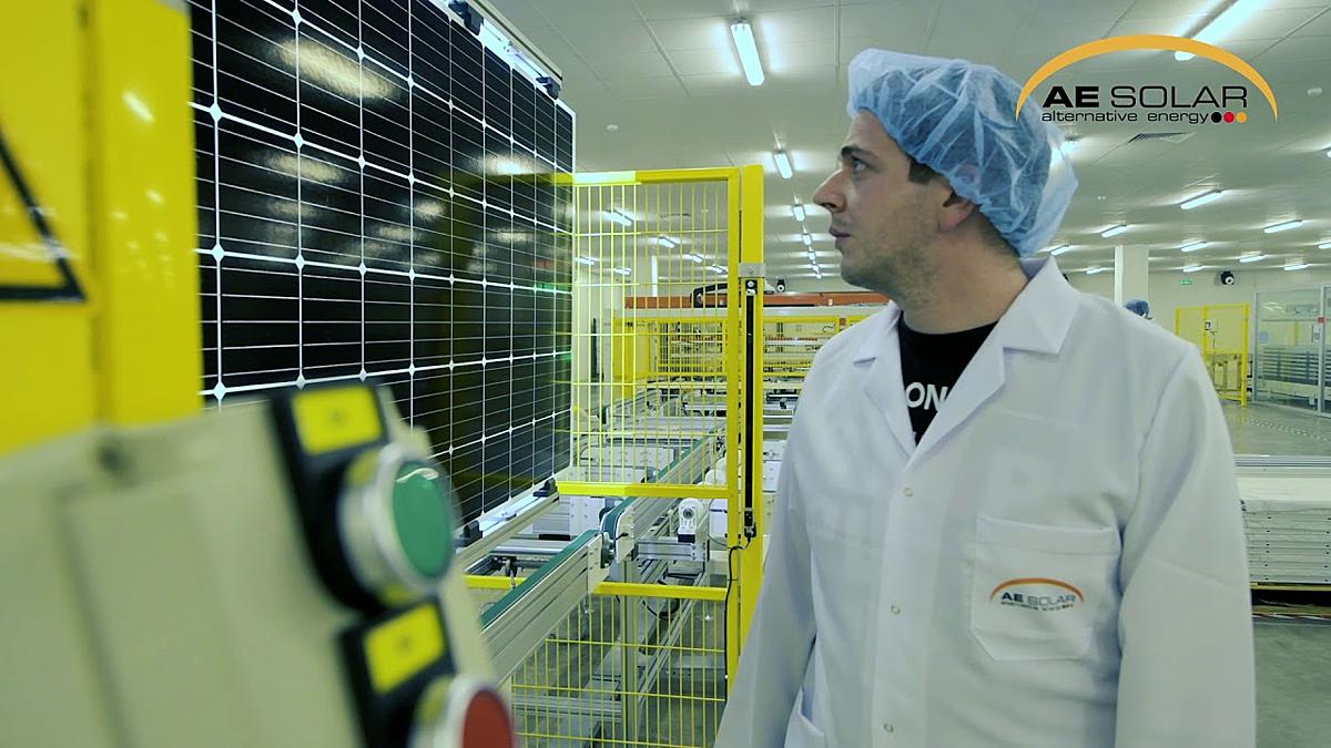 Nhà sáng lập AE Solar luôn có những nhận định tích cực về bước đường tăng trưởng của lĩnh vực năng lượng tái tạo tại Việt Nam. Ảnh: AE Solar.
