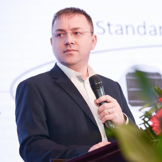 Giám đốc điều hành AE Solar - ông Alexander Maier.
