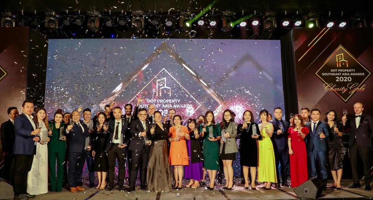 Dot Property Southeast Asia Awards là giải thưởng tầm cỡ khu vực với nhiều tên tuổi uy tín tham gia.