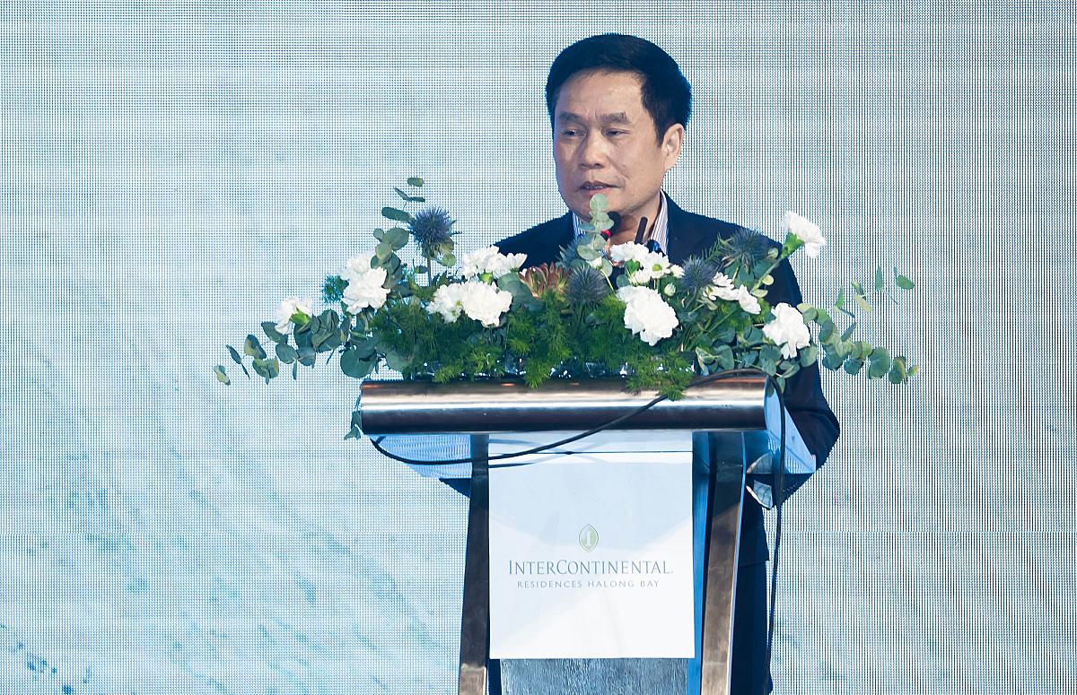 Ông Trịnh Đăng Thanh - Phó giám đốc Sở Du lịch Quảng Ninh. Ảnh: BIM Group.