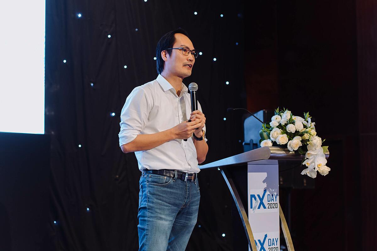 Ông Trần Lương Thành - Chuyên gia kinh tế OECD đánh giá chuyển đổi số là điều tất yếu sẽ xảy ra. Ảnh: Bizfly.
