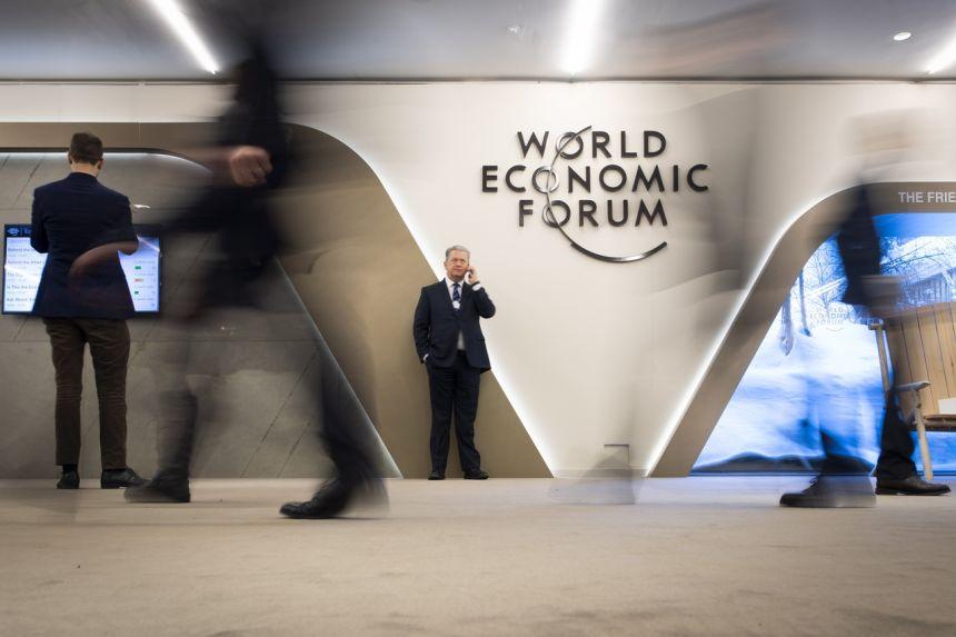 Hội nghị WEF sẽ được tổ chức tại Singapore vào tháng 5/2021. Ảnh: EPA-EFE.