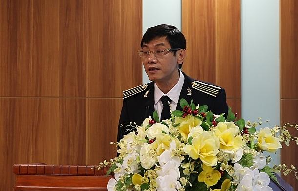 Tân Phó tổng Kiểm toán nhà nước Doãn Anh Thơ. Ảnh: SAV.