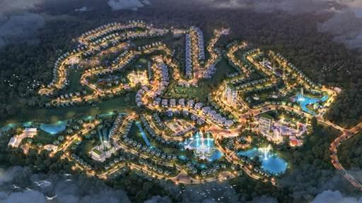 Dự án nghỉ dưỡng Ivory Villas & Resort.