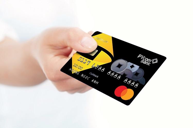 Thẻ tín dụng PVcomBank.