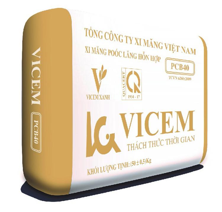 Nhận diện thương hiệu mới của Vicem Hạ Long.