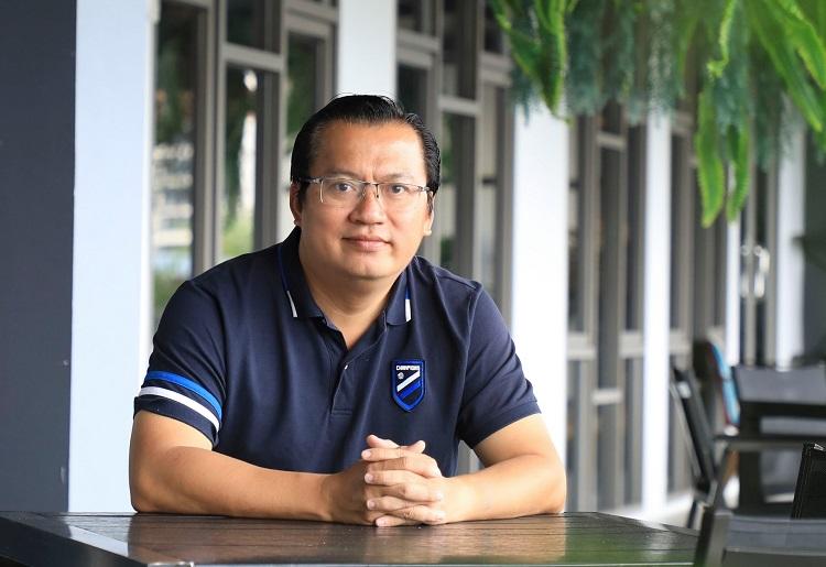 Ông Nguyễn Tuấn Quỳnh, Chủ tịch Saigon Books.