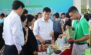 Loạt hoạt động trong Ngày hội khởi nghiệp tỉnh Trà Vinh 2020