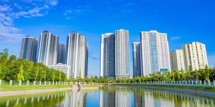 Căn hộ chung cư được tìm kiếm nhiều vào dịp giáp Tết 2021.