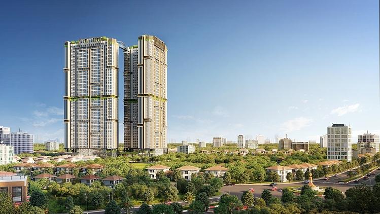 Happy One - Central sở hữu đắc địa tại Thủ Dầu Một, Bình Dương.