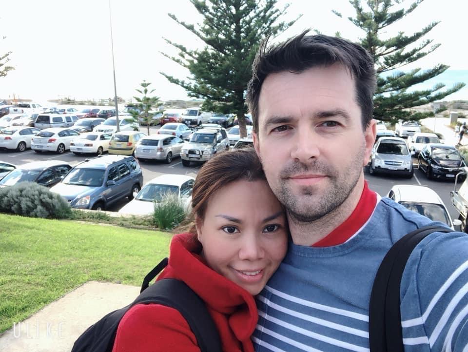 Vợ chồng CEO Stephen James Rogers và Liên Thị Rogers tại thành phố Perth, Australia - nơi khai sinh Dermalyana - nhãn hàng của công ty Rogers Healthcare do họ làm chủ hoàn toàn. Ảnh: L.R