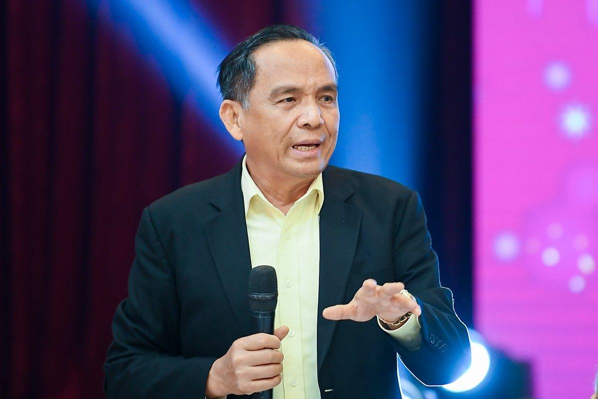 Ông Lê Hoàng Châu, Chủ tịch Hiệp hội Bất động sản TP HCM (HoREA). Ảnh: Tuấn Cao.