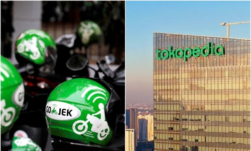 Gojek đàm phán sáp nhập với Tokopedia