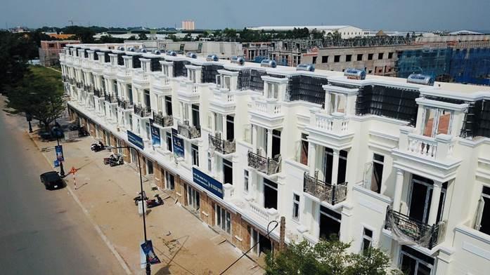 Đô thị Icon Central dần hoàn thiện, mang đến sức sống mới cho toàn khu. Ảnh: DVG.