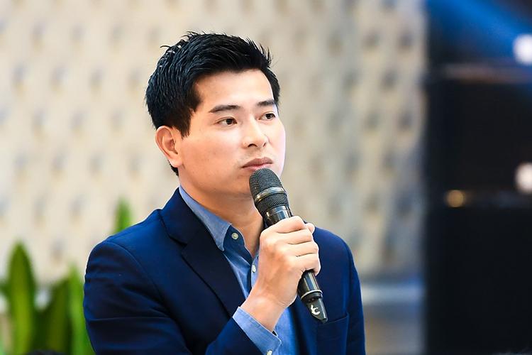 Ông Nguyễn Thọ Tuyển, Chủ tịch BHS Group. Ảnh: Tuấn Cao.
