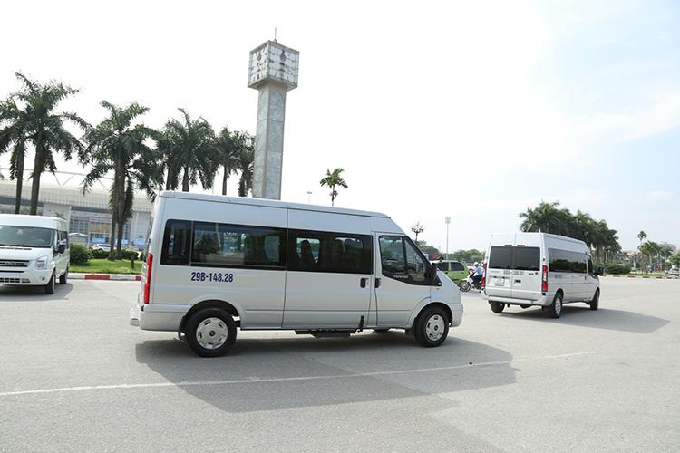 Một mẫu xe du lịch của Đặt Xe Việt ATV.