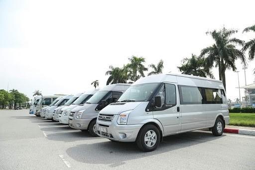 Các mẫu xe cho thuê của Đặt Xe Việt ATV.