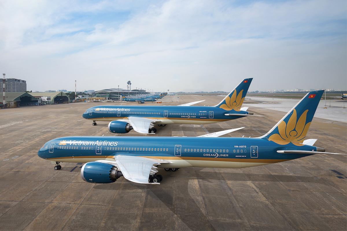 Vietnam Airlines ước tính lỗ hơn 12.000 tỷ đồng năm 2020, thấp hơn mức dự kiến trước đó.
