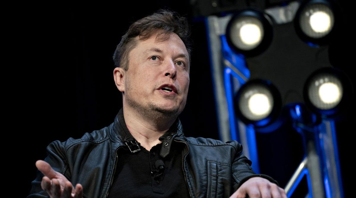 Elon Musk trong một sự kiện tại Washington hồi tháng 3. Ảnh: Bloomberg