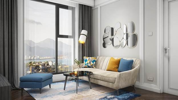 Căn hộ cao cấp với hành lang pháp lỹ rõ ràng đang tạo sức hút trên thị trường bất động sản Quy Nhơn.