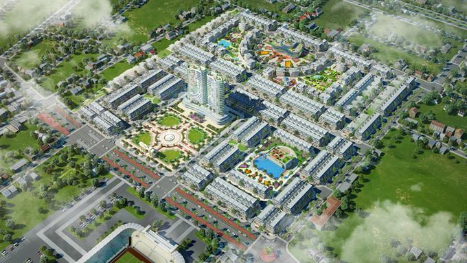 FLC Legacy Kontum mang tới thị trường 411 shophouse và 61 shopvilla, tổ hợp chung cư và khách sạn 5 sao