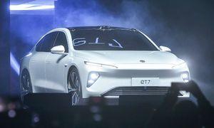 Hãng Nio tung mẫu xe điện mới cạnh tranh với Tesla