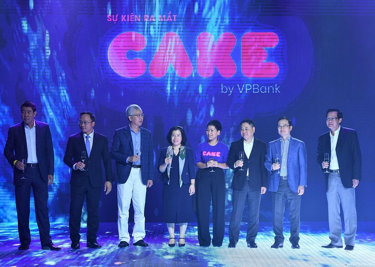 Buổi ra mắt ngân hàng số Cake by VPBank ngày 12/1. Ảnh: Be Group.